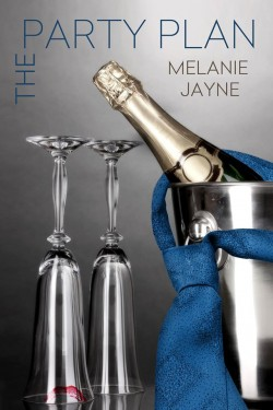 ARC Review: The Party Plan by Melanie Jayne