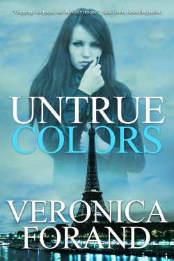 ARC Review: Untrue Colors by Veronica Forand