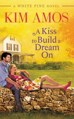 A KISS TO BUILD A DREAM ON by Kim Amos [CONTEMPORARY]