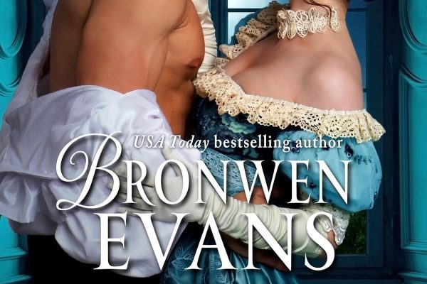 ARC Review: A Touch of Passion by Bronwen Evans
