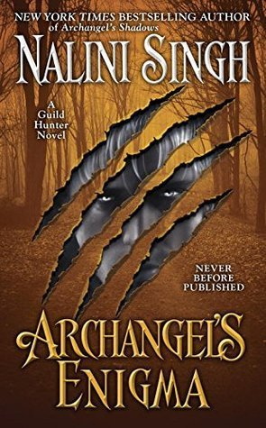 ARC Review: Archangel's Enigma by Nalini Singh