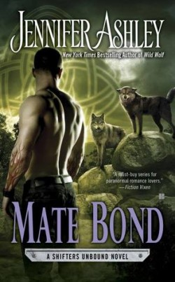 ARC Review: Mate Bond by Jennifer Ashley