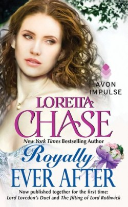 ARC Review: Royally Ever After by Loretta Chase
