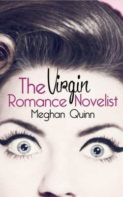 ARC Review: The Virgin Romance Novelist by Meghan Quinn