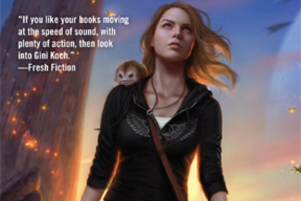 ARC Review: Alien Separation by Gini Koch