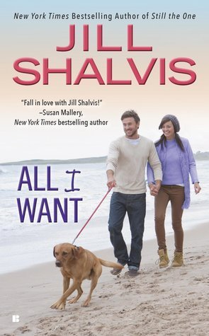 ARC Review: All I Want by Jill Shalvis