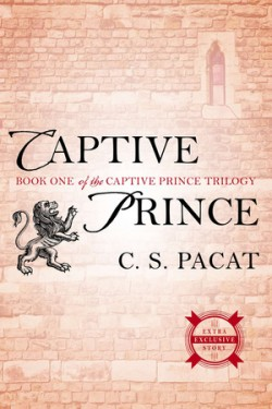 ARC Review: Captive Prince by C.S. Pacat
