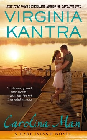 #RollBackWeek Review: Carolina Man by Virginia Kantra