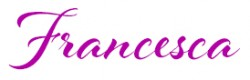 francesca-signature-name