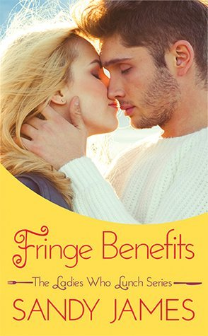 FRINGE BENEFITS by Sandy James [CONTEMPORARY]