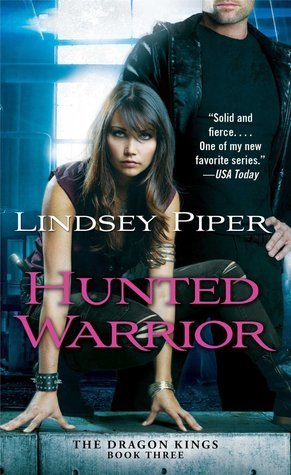 HUNTED WARRIOR by Lindsey Piper [PARANORMAL]