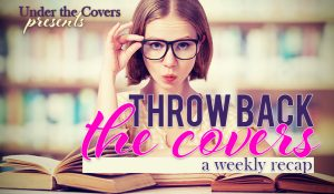 Throw Back the Covers (51): April 3, 2016