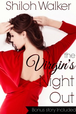 ARC Review: The Virgin's Night Out by Shiloh Walker