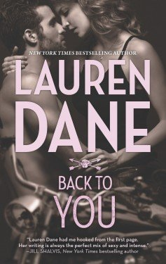 Review: Back to You by Lauren Dane