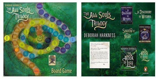 BoL Boardgame both sides