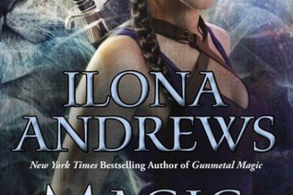 Re-Read Week: Kate Daniels (series) by Ilona Andrews