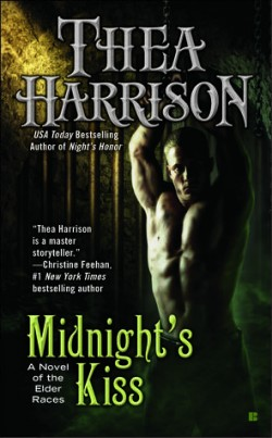 ARC Review: Midnight's Kiss by Thea Harrison