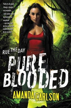ARC Review: Pure Blooded by Amanda Carlson