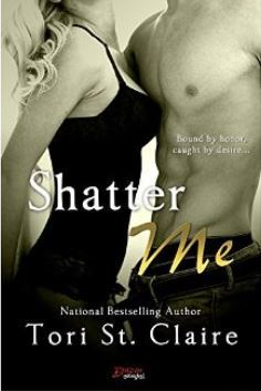 ARC Review: Shatter Me by Tori St. Claire