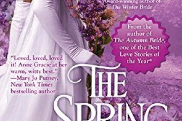 ARC Review: The Spring Bride by Anne Gracie
