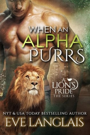 Review: When an Alpha Purrs by Eve Langlais