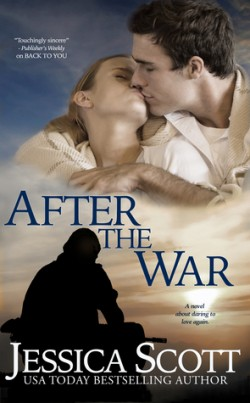 ARC Review: After the War by Jessica Scott