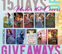 UTC BLOGIVERSARY: Second Historical Romance Bundle – Giveaway # 8