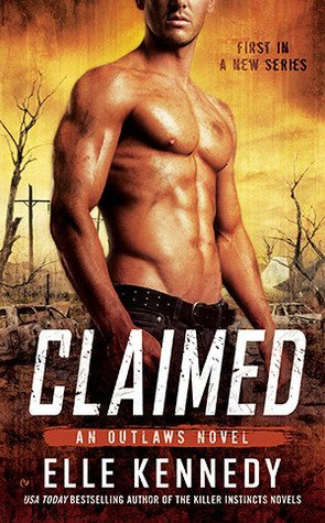 ARC Review: Claimed by Elle Kennedy