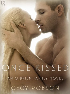 ARC Review:  Once Kissed by Cecy Robson