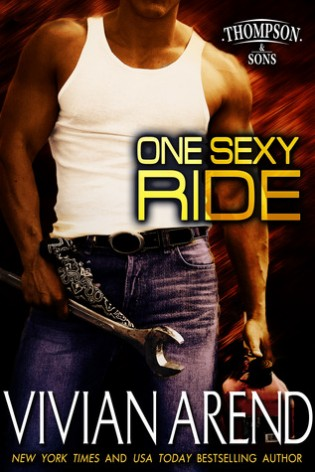 #RollBackWeek Review: One Sexy Ride by Vivian Arend