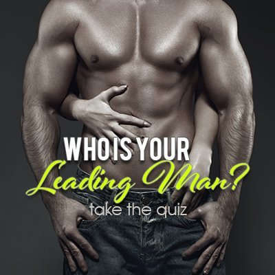 Quiz: Who is your Leading Man?