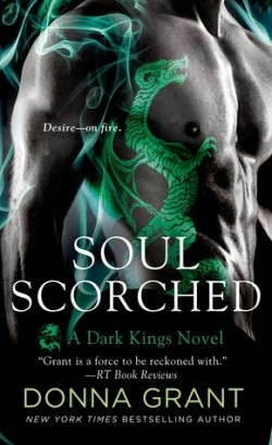 ARC Review: Soul Scorched by Donna Grant