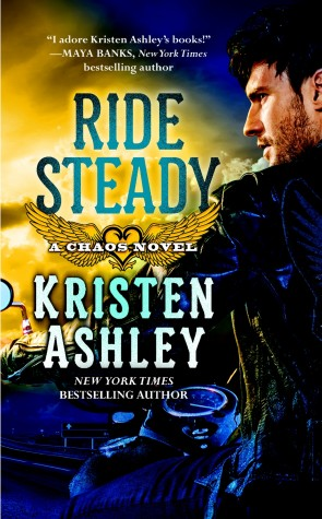 ARC Review + Tour and Giveaway: Ride Steady by Kristen Ashley