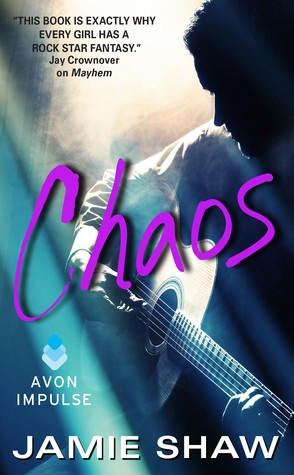 Chaos by Jamie Shaw [Paperback Release]
