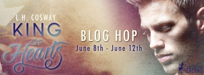 King of Hearts Blog Hop