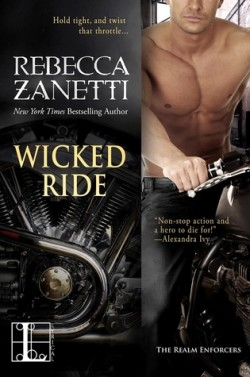 ARC Review: Wicked Ride by Rebecca Zanetti