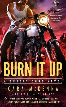 ARC Review: Burn It Up by Cara McKenna