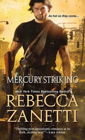 ARC Review: Mercury Striking by Rebecca Zanetti