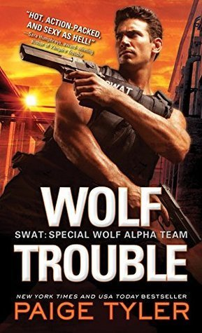 Wolf Trouble by Paige Tyler