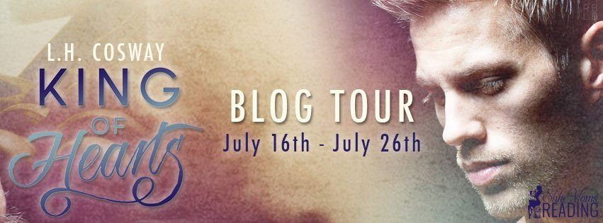 ARC Review + Tour: King of Hearts by L.H. Cosway