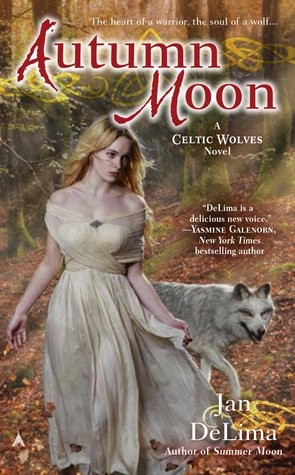 Autumn Moon by Jan DeLima