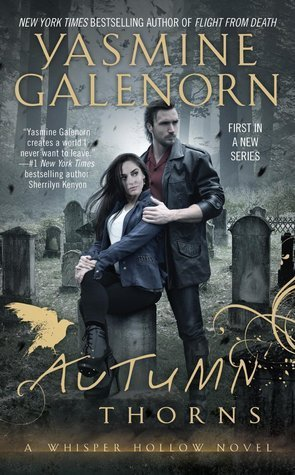 ARC Review: Autumn Thorns by Yasmine Galenorn