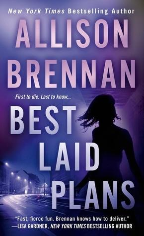 Best Laid Plans by Allison Brennan