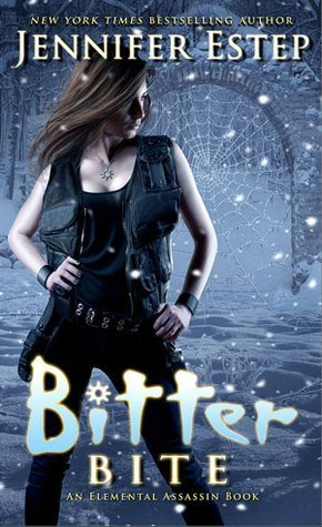 ARC Review: Bitter Bite by Jennifer Estep