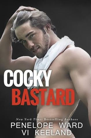 ARC Review + Giveaway: Cocky Bastard by Vi Keeland and Penelope Ward