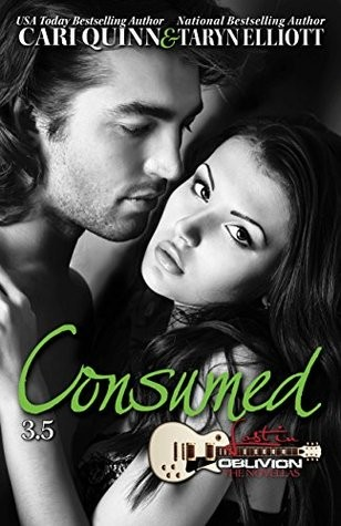 Consumed by Taryn Elliott and Cari Quinn