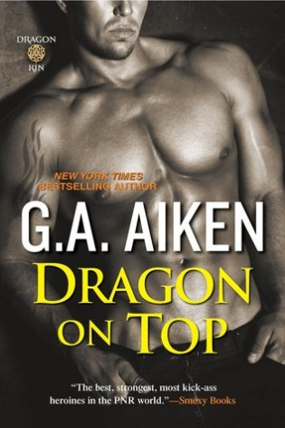 ARC Review: Dragon on Top by G.A. Aiken