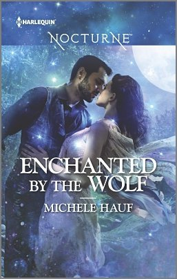 Enchanted by the Wolf by Michele Hauf