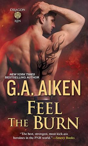 ARC Review: Feel the Burn by G.A. Aiken