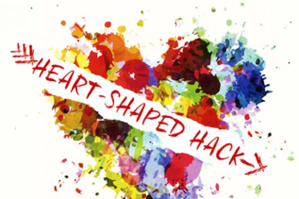 Heart-Shaped Hack by Tracey Garvis-Graves